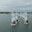Start in die Regatta-Saison 2017 – Lahrer Opti-Pokal am 1. und 2. April